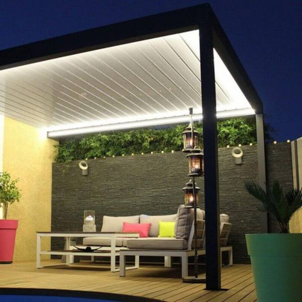Pergola Bioclimatique 15M2 : Catalogue 2021 - Test et Avis