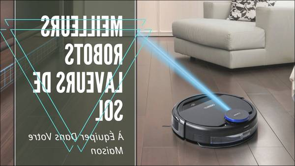 Ecovacs deebot ozmo 905 test : [Promotions]